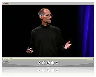 Steve Jobs at WWDC 08