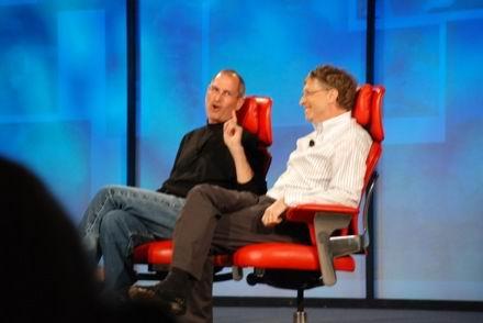 Gates & jobs