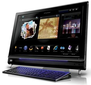Hp touchsmart iq800 - $1899 series